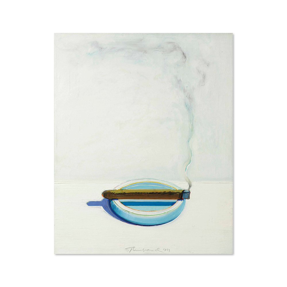 웨인 티보 WAYNE THIEBAUD 006 Cigar