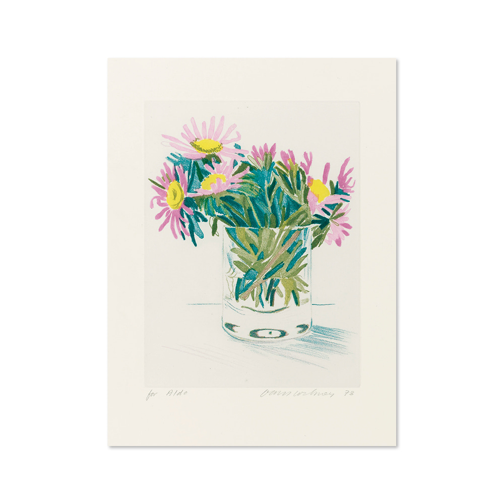 데이비드 호크니 DAVID HOCKNEY 012 MARGUERITES